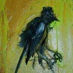 <b>JP karanborderie still-life-l'oiseau-collection particulière</b> <br />